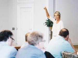 Regina Först People Först Workshops